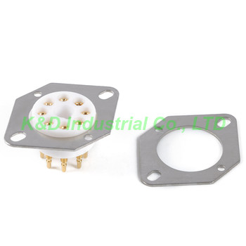 K&D KD-5E3 Chassis Gold 1pc/Lot Hifi diy parts Chassis